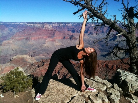 Yoga Cathrin Webb
